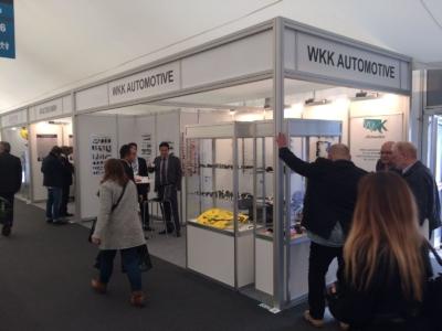 WKK Automotive präsentiert innovative automotive Clipse auf der IZB 2016