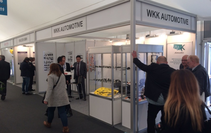 WKK Automotive präsentiert innovative automotive Clipse auf der IZB 2016