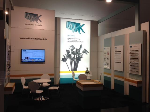 """WKK Automotive präsentiert """"innovative"""" Befestigungsclipse auf der Productronica 2015"""