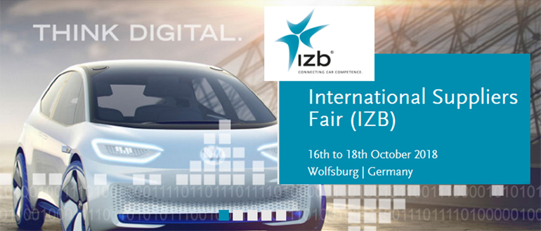 Besuchen Sie WKK Automotive auf der IZB 2018